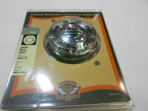 HARLEY-DAVIDSON-VRSC-CHROME-BILLET-CLUTCH-COVER-25426-04