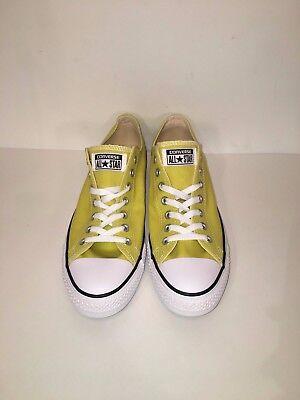 New Converse Chuck Taylor All Star OX Bitter Lemon Sneakers   eBay