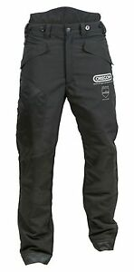 Clothing & Protective Gear Garden Clothing & Gear Oregon Waipoua Protective Type A Class 1 Chainsaw Trousers S-3xl 295473 Reliable Performance
