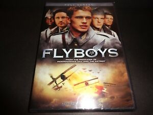 Details about FLYBOYS--Story of America's first fighter pilots in World War  I--JAMES FRANCO