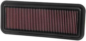 Enthousiaste 33-2486 K&n Remplacement Filtre à Air; Scion Iq 1.3 L; 2012-2014 (kn Panel Replaceme-afficher Le Titre D'origine