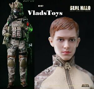 FAST Helmet Set Female SEAL HALO 1//6 Scale Mini Times Action Figures