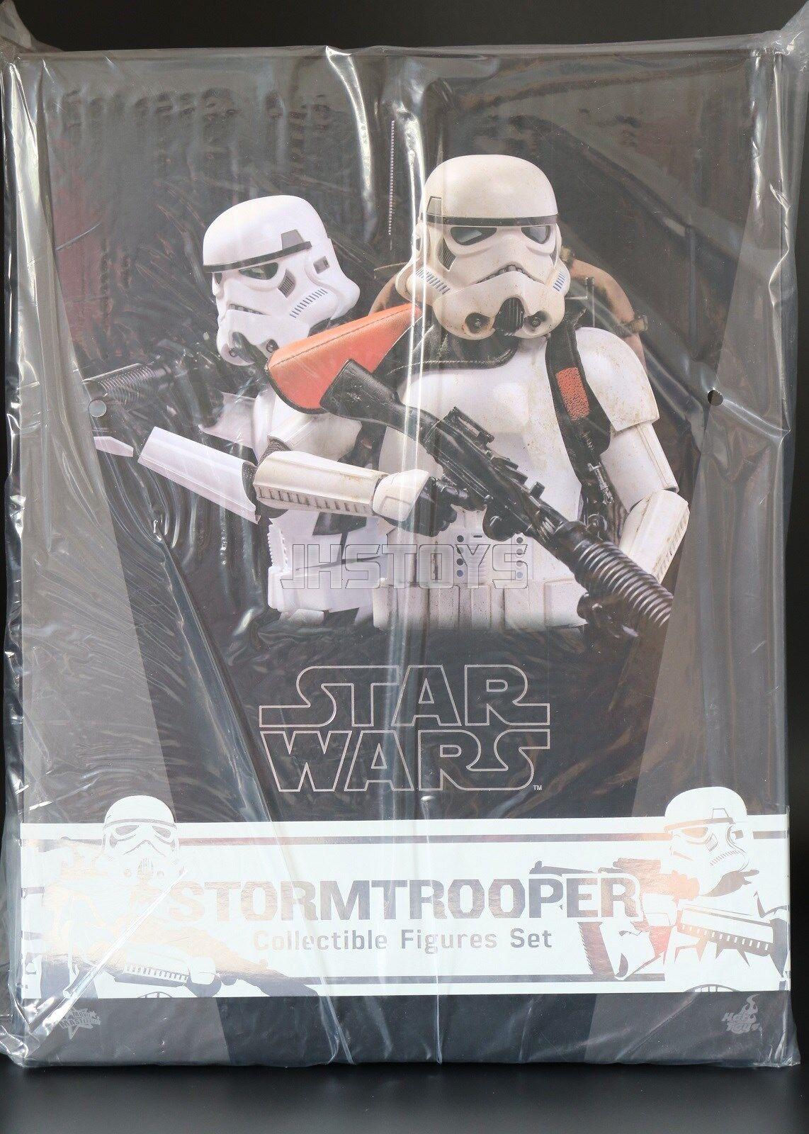 varm leksaker 1  6 stjärnornas krig -Rogue One Stormtroopers Set MMS394
