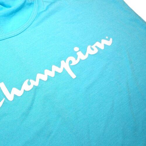 Swing Tank Turq Waters Champion Script Logo Women/'s