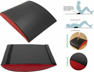 Sit Up Ab Pad Mat Core Crossfit Trainer Exercise Wedge Abdominal Cushion
