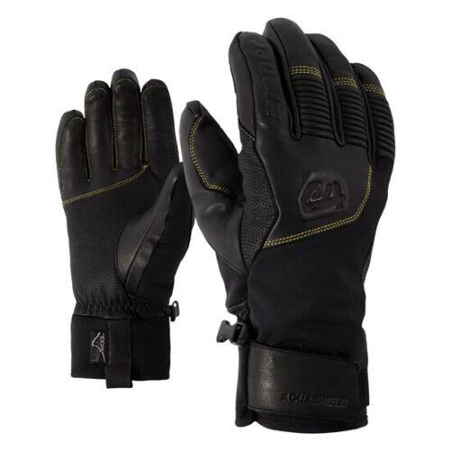 ZIENER Ganzenberg As Black 181013 12218// Schneebekleidung für Männer Handschuhe