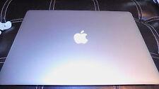 """Apple MacBook Pro Mid2014 15.4"""" - Retina Display, 512GB SSD, 16GB ram, 2.5Ghz i7"""