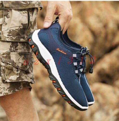 Comodidades malla Deportes Zapatillas Zapatillas Aire con hombre Caminar tenis de deporte con Senderismo estilo libre para de qCqwpxngvf