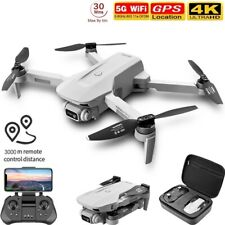 4DRC F8 GPS Drone with 4K Camera HD Brushless FPV Foldable RC GPS 5G Quadcopter