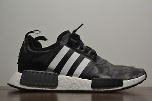 timeless design 9bf6f ad285 Image is loading New-Men-039-s-Adidas-x-Bape-NMD-