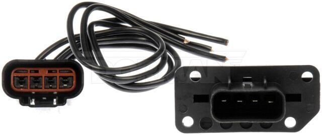 HVAC Blower Motor Resistor Kit Front Dorman 973-444