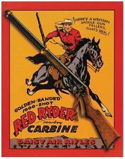 Red Ryder BB Gun # 10 - 8 x 10 Tee Shirt Iron On Transfer