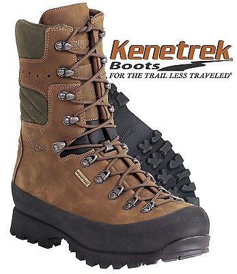 0dae66810fb Men's Kenetrek Mountain Extreme 400 Waterproof Boots Insulated Hunting  Hiking | eBay
