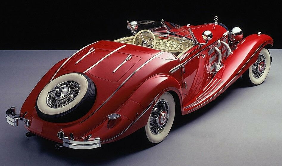 1 Car InspirossoBy Duesenberg Vintage 18 Sport Concept 24 Dream Built 12 Model 25