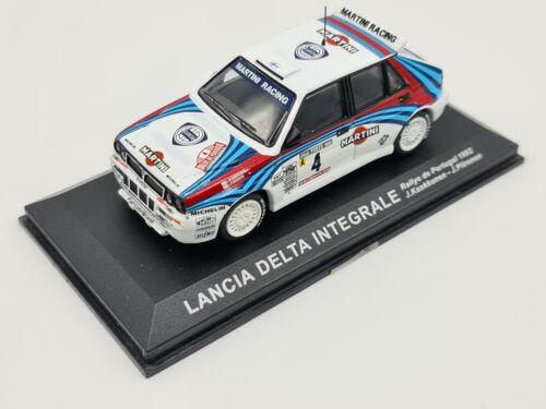 Kankkunen 1//43 1992 Lancia Delta Integrale Rallye de Portugal Piironen