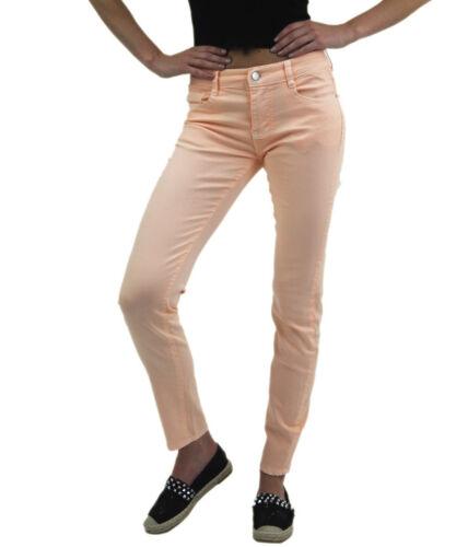 Women/'s Jeans Taille 8-16 Femmes Taille Haute Coupe Skinny Jeans Denim Stretch Pantalon