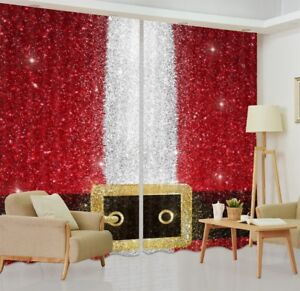 image is loading 2 panel decor 3d blockout window curtain scenic