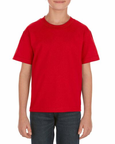 M S Alstyle 100/% Cotton Boys // Girls Short Sleeve Youth T-shirt Size XS L