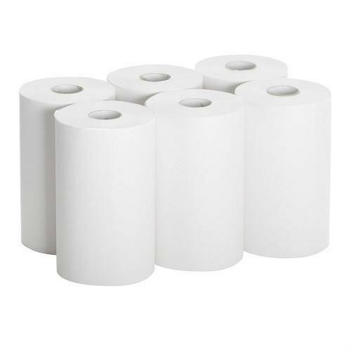 "7.87/"" Width x 350/' Leng 24-Pack Tork Universal Hardwound Paper Roll Towel,1-Ply"
