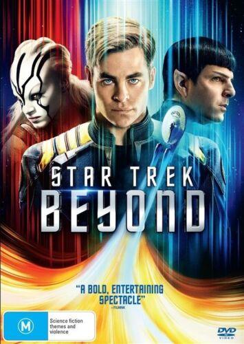 1 of 1 - Star Trek Beyond (DVD, 2016)