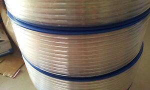 etputubeb 6x4-10m 6x4 mm pneumatique pu tube bleu 10 mètres