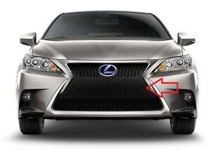 Image Is Loading Lexus Oem Factory Front Lower F Sport Grill