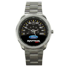 New Ford f 150 raptor svt 4wd pick up truck speedometer Sport metal watch