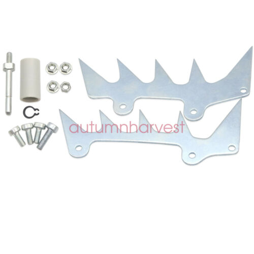 Felling Dog Set Bumper Spike Chain Catcher For Stihl 029 039 MS290 MS390 MS310