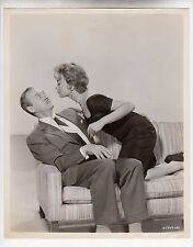 "David Niven / Shirley MacLaine (Pressef. '59) in ""Immer die verflixten Frauen"""