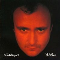 Phil Collins No jacket required (1985) [CD]