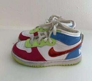 Schuhe Mädchen Lack 27 Details Zu Sneaker Weiss Pink Nike kXiuTOPZ