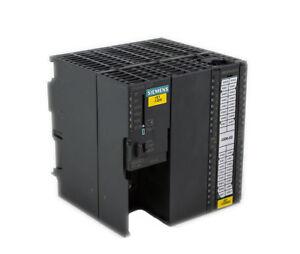 Automation, Antriebe & Motoren Hart Arbeitend Siemens 6es7313-6cf03-0ab0 E1 Ohne Deckel