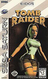 Tomb Raider Sega Saturn 1996 For Sale Online Ebay