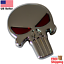 3D-Metal-Punisher-Emblem-Sticker-Skull-Badge-Decal-For-Car-Bike-Truck miniature 6