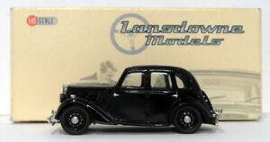 Lansdowne-Modelos-Escala-1-43-LDM51-1936-Morris-diez-cuatro-Seriesii-Negro