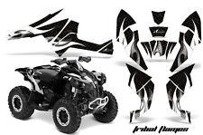 CanAm Renegade500/800/1000 AMR Racing Graphic Kit Wrap Quad Decal ATV All TRBL W