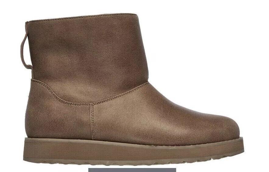 N 100 Skechers damen KEEPSAKES 2.0 - CLOUD PEAK Chestnut Stiefel UK 7 EU 40 27cm