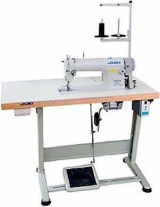 JUKI-DDL-8100-servo-table-SEWING-MACHINE-NEW-it