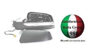 SPECCHIO SPECCHIETTO RETROVISORE SX EL TERM VERN FIAT PANDA 12/> DAL 2012 IN POI