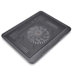 Laptop-Cooler-Cooling-Pad-Base-Big-Fan-USB-Stand-for-14-034-LED-Light-NotebookPLCA