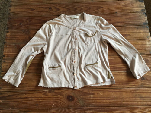 Size Cotton Pink M 100 Jacket Colore Giacca Prada Used Light Usato Corta 0AfqXwz