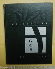 2000 Gaston Christian High School Yearbook Belmont North Carolina NC County book