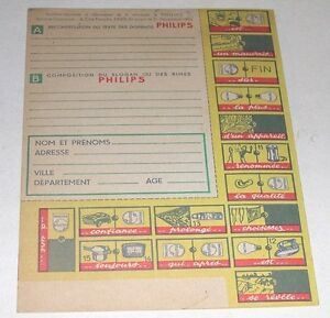 Jeu-publicitaire-de-Maurice-BRUNOT-pour-PHILIPS-JEU-DES-DOMINOS-1955
