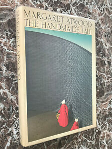 The-Handmaid-039-s-Tale-Margaret-Atwood-1986-TRUE-First-US-Edition-1st-1st