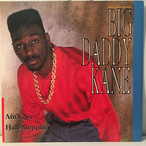 BIG-DADDY-KANE-AIN-039-T-NO-HALF-STEPPIN-039-GET-INTO-IT-12-034-1988-RARE
