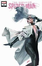 Superior Spider-man 1 Marvel 2018 NM Alexander Lozano Variant Black Cat