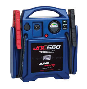 JNC 660 1700 Peak Amp 12 Volt Jump Starter