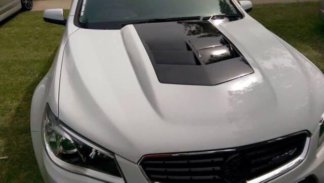 Bonnet scoop camaro ZL1 universal Holden Ford Toyota Honda BMW AMG Mazda