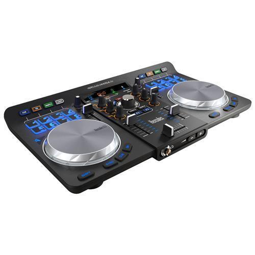 HERCULES Universal DJ, 3,5 mm, 40 cm, 23 cm, 4,5 cm, Mac OS X 10.7 Lion, Mac OS