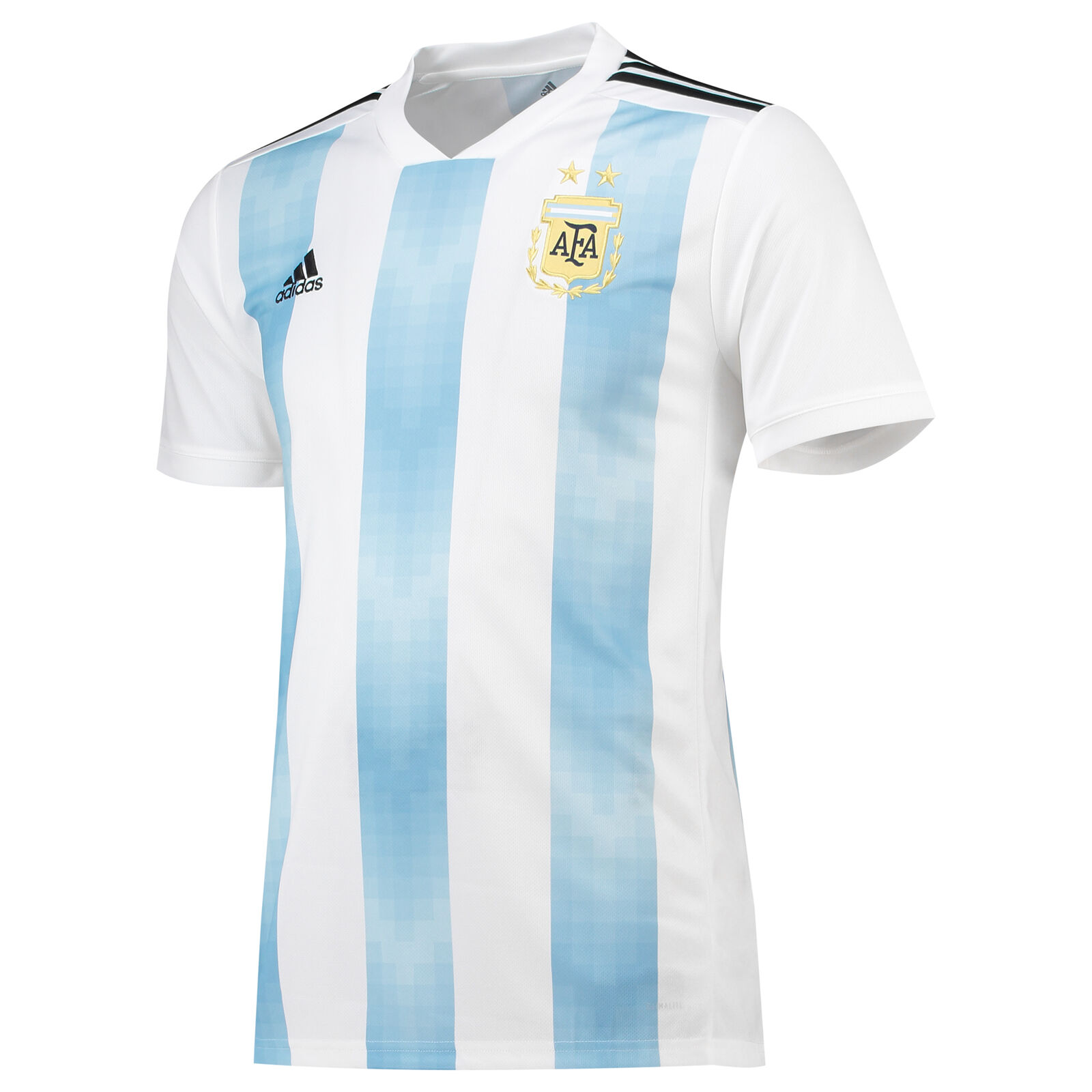 Official silverina Football Home Jersey Shirt Tee Top 2018 Mens adidas